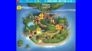 Pet Rescue Island Level 3 - (23rd-26th April/2016)