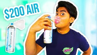 $200 AIR IN A CAN! (Is It Good?)