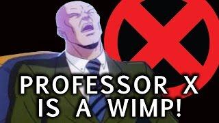 Professor X is a Wimp - Supercut
