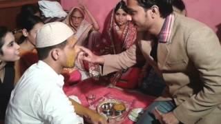 Turmeric Ceremony Zohaib's muslim wedding