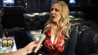 Julia Ann interview at the Adult Entertainment Expo 2017
