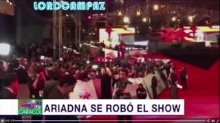 El baile de Ariadna Gutiérrez junto a Vin Diesel y Nicky Jam