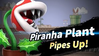 How To Get Piranha Plant FOR FREE In Smash Bros Ultimate