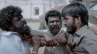 Dhanush - Vinayakan Fight Scene - Maryan Movie Scene