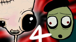 Salad Fingers 4: Cage