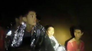 BBC correspondent recalls Thai cave rescue