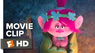 Trolls Comic-Con Movie CLIP - Sound of Silence (2016) - Anna Kendrick Movie