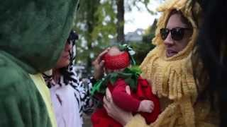Macklemore & Sloane Go Trick or Treating (2015)