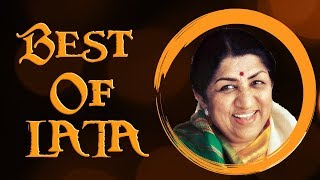 Best of Lata Mangeshkar | Old Songs Of Lata | Old Bollywood Songs | Collections Of Jukebox