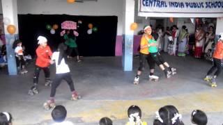 AMIT kumar skating dance formation