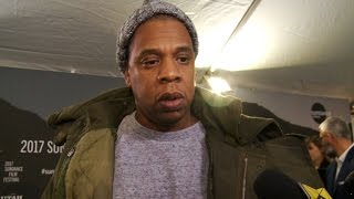 Jay Z Calls for Rikers Jail to be Closed in Exclusive Interview with Democracy Now!