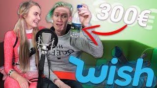 500€ KENGÄT VITOSELLA! | TYHMÄT WISH OSTOKSET #3