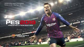 PS4 PES 2019 ALL LEAGUES ALL TEAMS [HD]