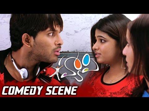 Xxx Mp4 Allu Arjun Cheating Genelia Her Friends For Train Ticket Happy Movie Comedy Scene 3gp Sex