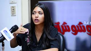 """وشوشة  مى الغيطى تكشف عن سبب إعتذارها عن مسلسل""""كأنه إمبارح"""" Washwasha"""