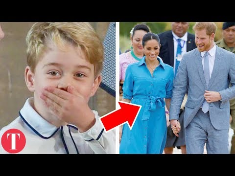 WEIRD Things Everyone Ignores About The Royal Family