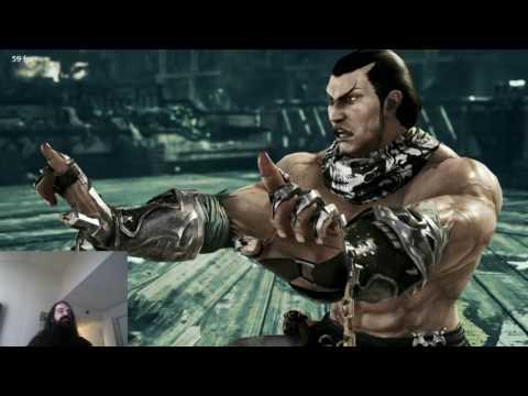 Aris Plays Tekken 7 Online - Feng's Path to Fighter Rank!