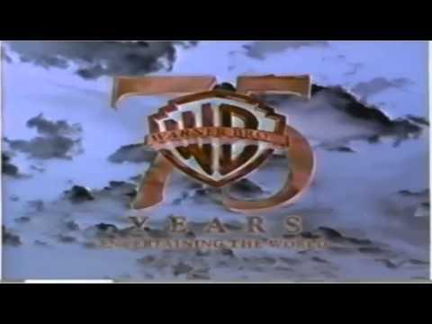 Warner Home Video 1996 2009 75 Years Variant in G Major
