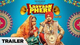 "Laavaan Phere Trailer Roshan Prince, Rubina Bajwa | ""Latest Punjabi Movie"" 2018 | Releasing 16 Feb"
