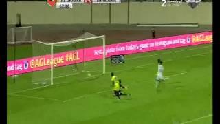 نتائج مبارايات دوري الخليج العربي الإماراتي  20 اكتوبر 2013 وأهم الأهداف