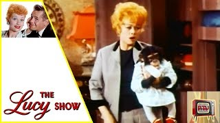 THE LUCY SHOW | Lucy the Babysitter | S5E16