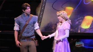 Rapunzel, Flynn Rider sing