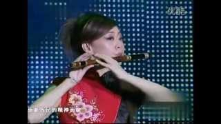 笛子独奏《牧民新歌》  演奏:唐俊乔