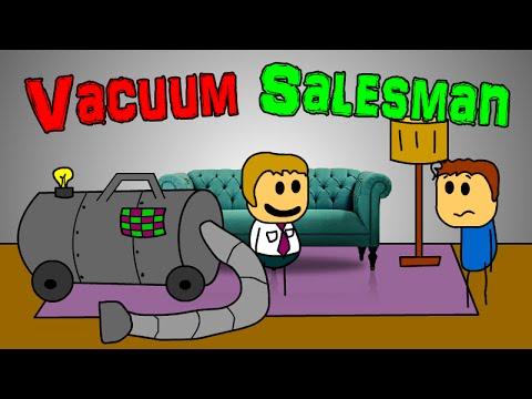 Brewstew Vacuum Salesman