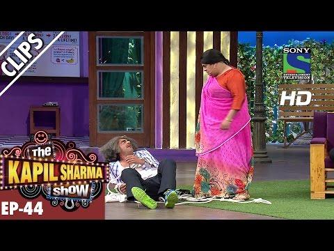 Santosh wants to murder Dr.Gulati - The Kapil Sharma Show - Episode 44 - 18th September 2016