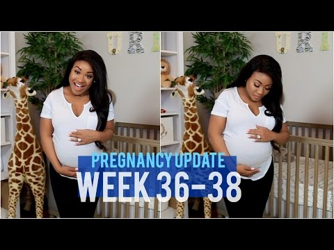 Pregnancy Update Week 36-38 | Sex & Inducing Naturally