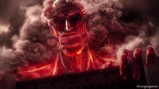 Attack on Titan: Wings of Freedom - Game Movie All Cutscenes ( English )