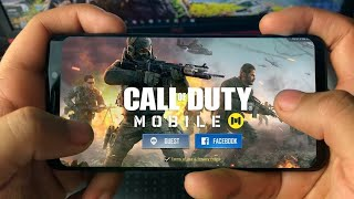 Call of Duty Mobile Early Access for Android