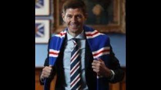 Steven Gerrard to demand high standards at Rangers
