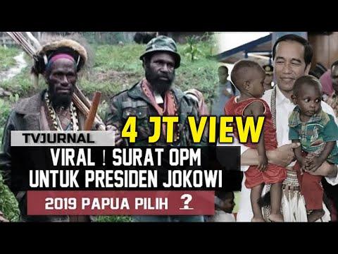 Xxx Mp4 VIRAL Surat OPM Untuk Jokowi Rahasia Suara Papua 2019 Pilih 3gp Sex