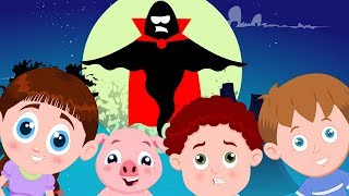 Schoolies Love A Scare | Songs And Videos For Children