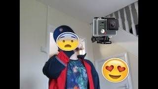 GOT A NEW GOPRO!!!!! |HENLEE KNOWLES|
