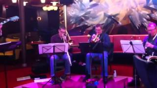 Lee Towers met Dutch Swing College Band