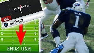 Is It Possible To Take A QB Sneak For A 99 Yard Touchdown? Madden NFL 18 Challenge