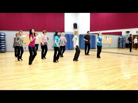 For The World - Line Dance (Dance & Teach in English & 中文)