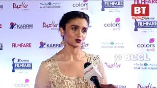 Bollywood stars at Filmfare Marathi Awards