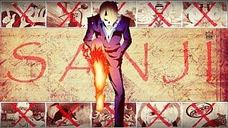 One Piece Sanji Tribute AMV Red Flag
