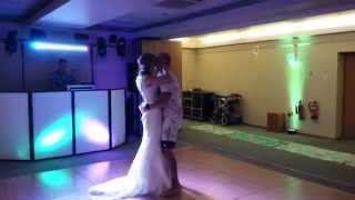 Drum and bass first dance