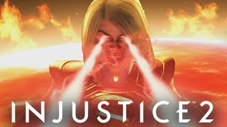 SUPER GIRL to the Rescue - Injustice 2 Story ep. 8
