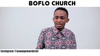 Cheka na uswege et hii ndo boflo church noma sana