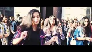 Flash Mob in Ukraine, #Jimmikki #Despacito #Mallu