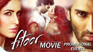 Fitoor (2016) Movie Promotional Events   Aditya Roy Kapur, Katrina Kaif, Tabu