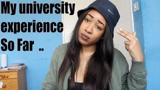 My University Experience So Far ? FRESHERS, FINANCE & BOYS ?