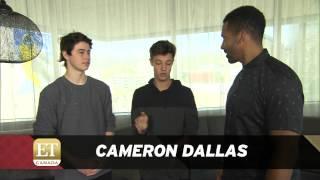 Vine Stars Week: Nash Grier And Cameron Dallas