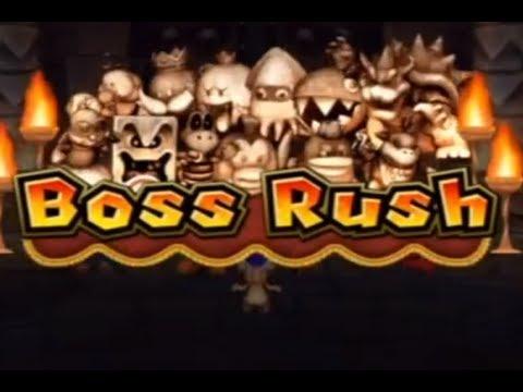 Mario Party 9 Boss Rush Mode
