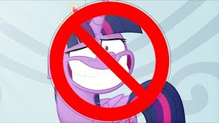 My Little Pony: The Movie But Without The Color Purple